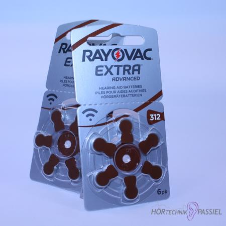 Rayovac 312er