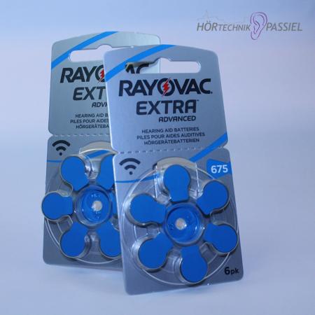 Rayovac 675er